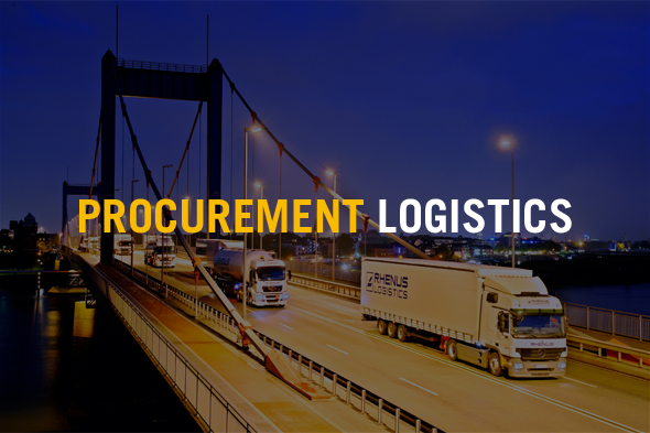 Procurement Logistics