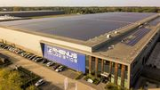 Rhenus Contract Logistics Solarkraftwerk